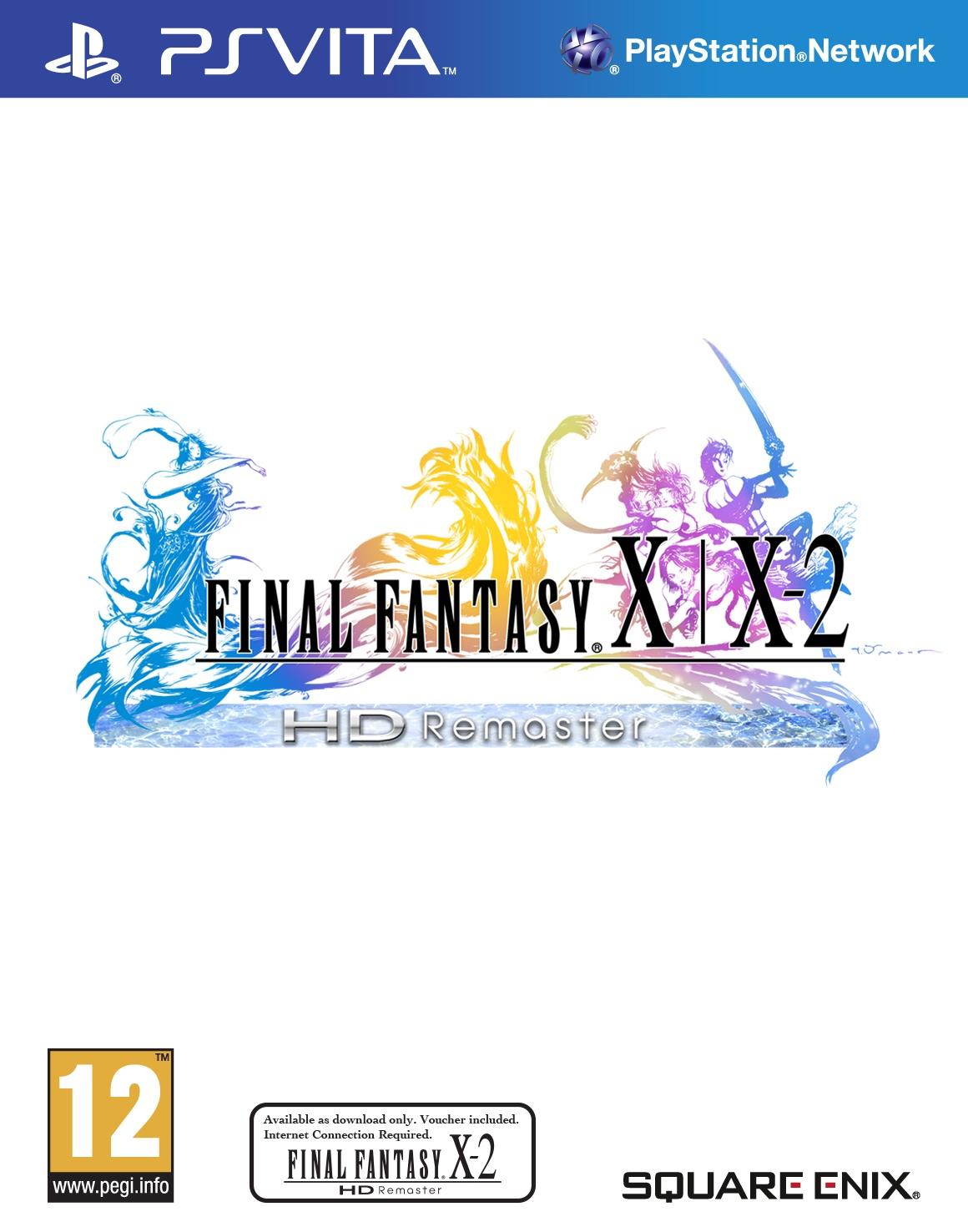 Final Fantasy X/X-2 Playstation Vita (PSVita)  44.39