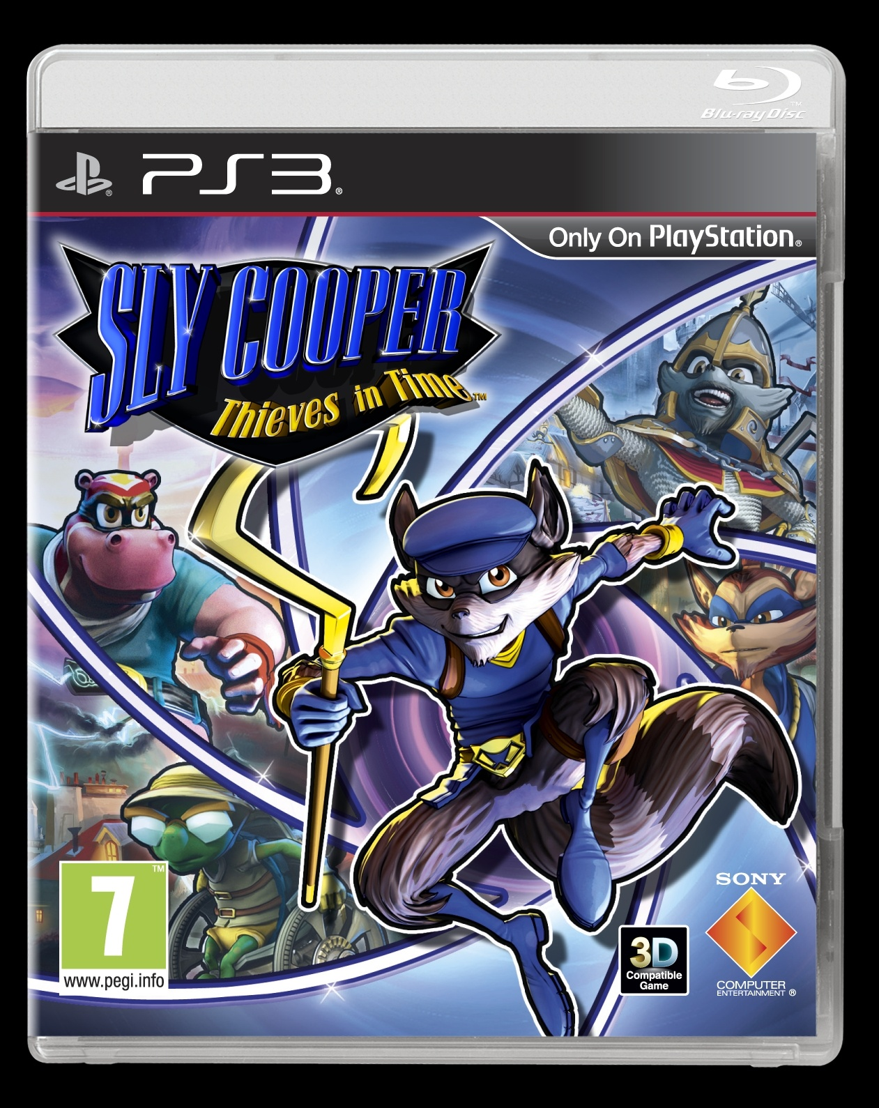 Sly Cooper: Thieves In Time PSVita  49.93