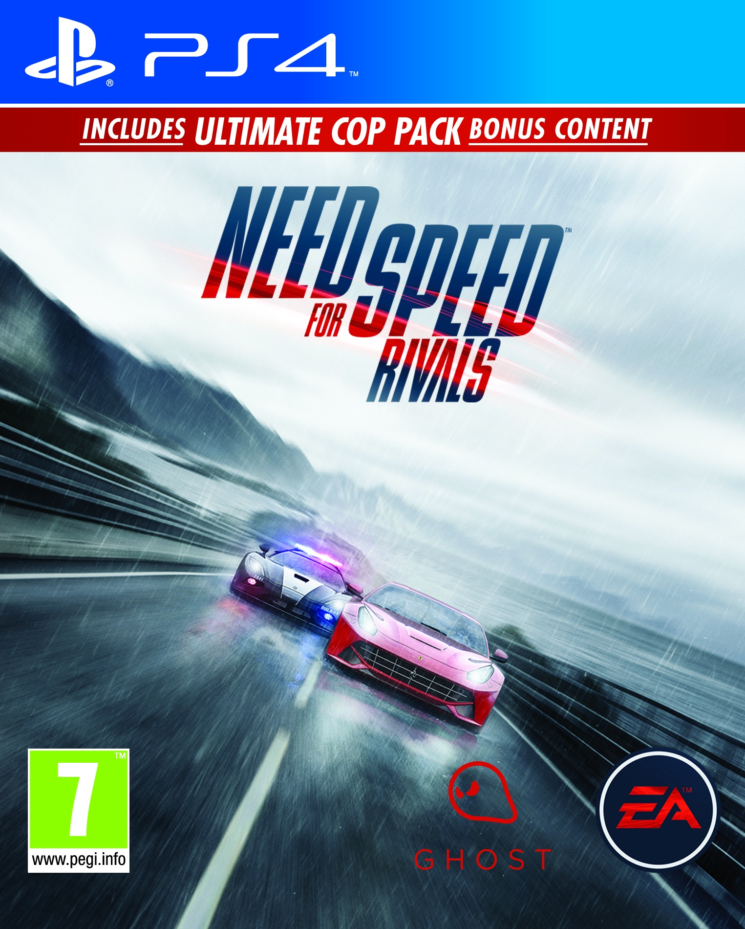 Need For Speed Rivals Complete Edition Playstation 4 (PS4)