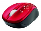 Trust Vivy Wireless Mini Mouse Red