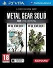 Metal Gear Solid: HD Collection PSVita