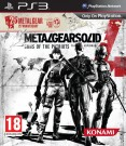 Metal Gear Solid 4 PS3 - 25th Anniversary + Poster