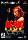 AC/DC Rock Band Song Pack PS2