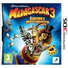 Madagascar 3: Europe's Most Wanted 3DS