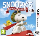Snoopy's Grand Adventure (The Peanuts Movie) Nintendo 3DS spēle