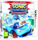 Sonic & All-Stars Racing Transformed Limited Edition 3DS