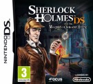 Sherlock Holmes the Mystery of Osborne House NDS Nintendo DS game