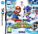 Mario & Sonic at the Olympic Winter Games NDS