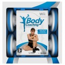 Body Coaching Wii Bundle Game + 2 Dumbles