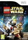 LEGO Star Wars 1 & 2 The Complete Saga Wii
