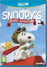 Snoopy's Grand Adventure (The Peanuts Movie) Nintendo Wii U video game