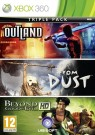 Beyond Good And Evil + Outland + From Dust Triple Pack Xbox 360