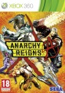 Anarchy Reigns Xbox 360 video spēle