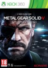 Metal Gear Solid V: Ground Zeroes Xbox 360 video spēle