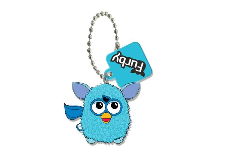 Furby - Keyring Danglers - Gacha
