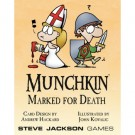 Galda spēle Munchkin - Marked for Death - EN 4210SJG