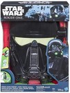 (D) Hasbro - Star Wars Rogue One - Death Trooper, Electronic Mask (Damaged Packaging) /Toys