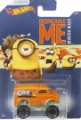 Despicable Me Hot Wheels Car Minions - Monster Dairy Delivery /Toys