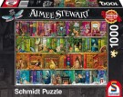 "(U) Schmidt Spiele 59377 ""Steward: Back to the past Puzzle (Used/Potential Missing Pcs) /Toys"
