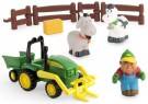 JOHN DEERE FIRST FARMING FUN LOAD UP PLAYSET 43068A1