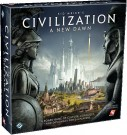 Civilization: A New Dawn Board Game - ir veikalā