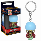 Funko POP! Keychain - Spider-Man: Far From Home - Mysterio Vinyl Figure 4cm FK39363