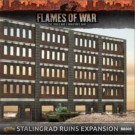 Battlefield in a Box - Stalingrad Building Extension (Plastic) BB301