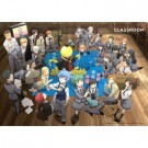 Assassination Classroom Wallscroll XL - Koro with Class 3-E 770375
