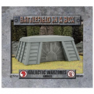 Battlefield In A Box - Galactic Warzones - Bunker BB585