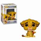 Funko POP! Lion King - Simba Vinyl Figure 10cm FK36395