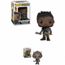 Funko POP! Marvel Black Panther - Killmonger Vinyl Figure 10cm Assortment (5+1 chase figure) FK23350case