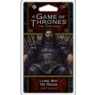 Galda spēle FFG - A Game of Thrones LCG 2nd Edition: Long May He Reign - EN FFGGT51