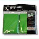 UP - Standard Sleeves - PRO-Matte Eclipse - Green (80 Sleeves) 85251