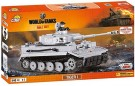 (D) World of Tanks - TIGER 1 - 540 Pcs (Damaged Packaging) /Toys