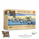Black Seas: Spanish Navy Fleet (1770 - 1830) - EN 792013001