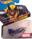 Hot Wheels Marvel Character Cars - Wolverine