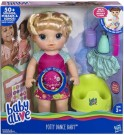 BABY ALIVE POTTY DANCE BABY BL E0609