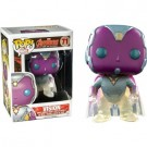 Funko POP! Marvel Avengers Age Of Ultron - Phasing Vision Vinyl Figure 10cm FK5439