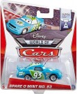 Cars 2 - Spare o Mint No.93 (W1938)  Toy - Rotaļlieta
