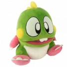 "Bubble Bobble - Bub"" Green Plush (22cm)"" GE3290"