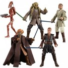 Star Wars E9 The Black Series Actionfigures Assortment (8) 15cm E4071EU44