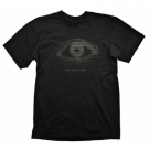 The Talos Principle T-Shirt Prove You Are Human - Size S GE1917S