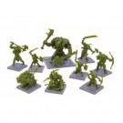 Dungeon Saga - Green Rage Miniature Set - EN MGDS20