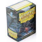 Dragon Shield Standard Sleeves - Matte Black (100 Sleeves) 11002