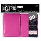 UP - Standard Sleeves - PRO-Matte Eclipse - Pink (80 Sleeves) 85253