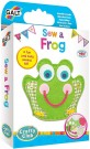 Galt Toys 1004978 Sew A Frog Sewing Kit, Craft Kits for Children /Toys