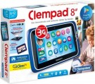 (U) Clementoni - Clempad 59056.8 Kids Tablet, 8 inches (Used/Un-tested) /Toys