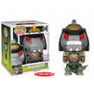 Funko POP! Power Rangers - Dragonzord Green Vinyl Figure 15cm 2017 Fall Convention Exclusive FK15177