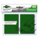 Blackfire Standard Sleeves - Green (80 Sleeves) BF03631