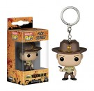 Pocket POP Walking Dead Rick Grimes Keychain